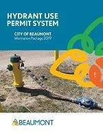Beaumont Hydrant Permit Brochure