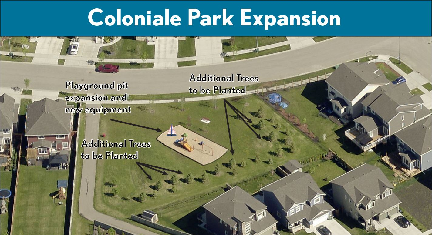 Coloniale Playground Expansion Aug 2020